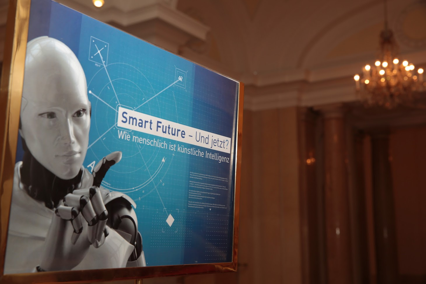 Smart Future, Beratertag in Wien -